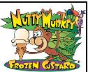 nutty munkey frozen custard