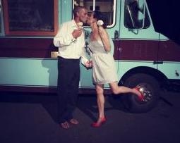 Molly Moon Ice Cream Truck