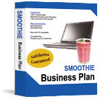 Smoothie Business Plan Cover
