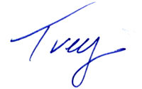 Trey Fox Signature